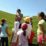 Cristina Panozzo racconta le erbe buone di montagna